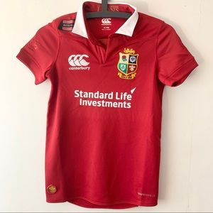 CANTERBURY | British & Irish Lions Rugby Jersey(Y)